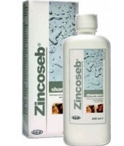 Zincoseb Shampoo for Dog and Cats 250ml