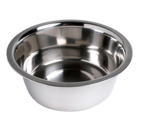 STAINLESS STEEL FOOD BOWL 250mm